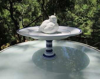 Bird Bath - Bird Feeder - Garden Decor