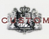 Custom Listing for Terrie