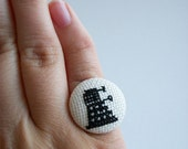 Doctor Who Dalek ring - Proceeds go to Child's Play Charity