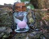 Bottled Fairy Necklace