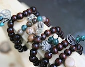 Wholesale Lot of 10 x Buddha Bracelets Perfect for Yoga studios