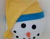 Snowman Pillow - 50% off