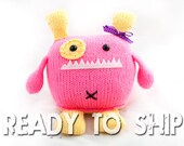 Monster Stuffed Animal