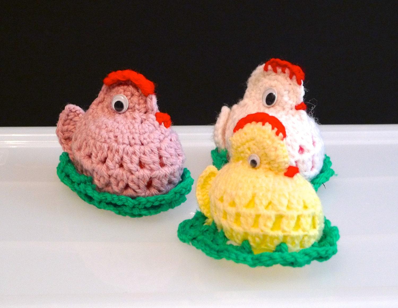 Amigurumi Hatching Easter Chicks : Chick amigurumi Easter chicks amigurumi Crochet by ...