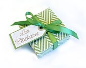 Wedding and Event Place-card Favor Box