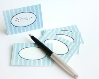 Fresh Modern Place Card (Set of 5)
