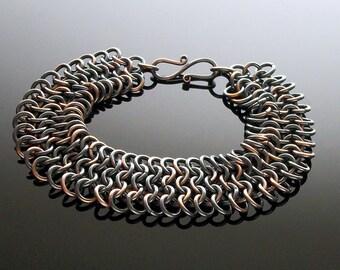 Copper European 4-in-1 Bracelet