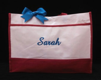 Personalized Tote Bag Wedding Gift Bridesmaids Bride