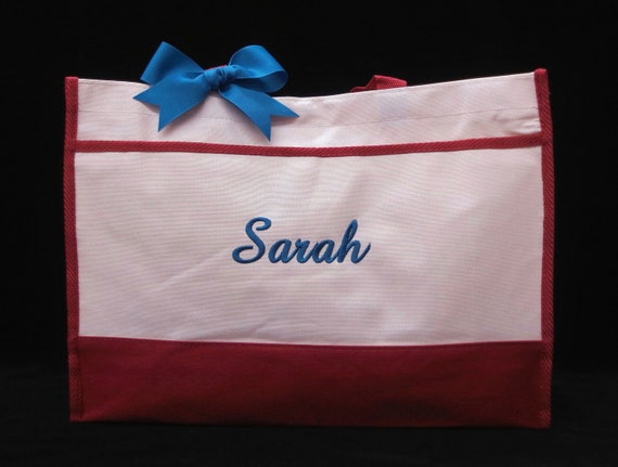 Personalized Tote Bag Wedding Gift Bridesmaids Bride