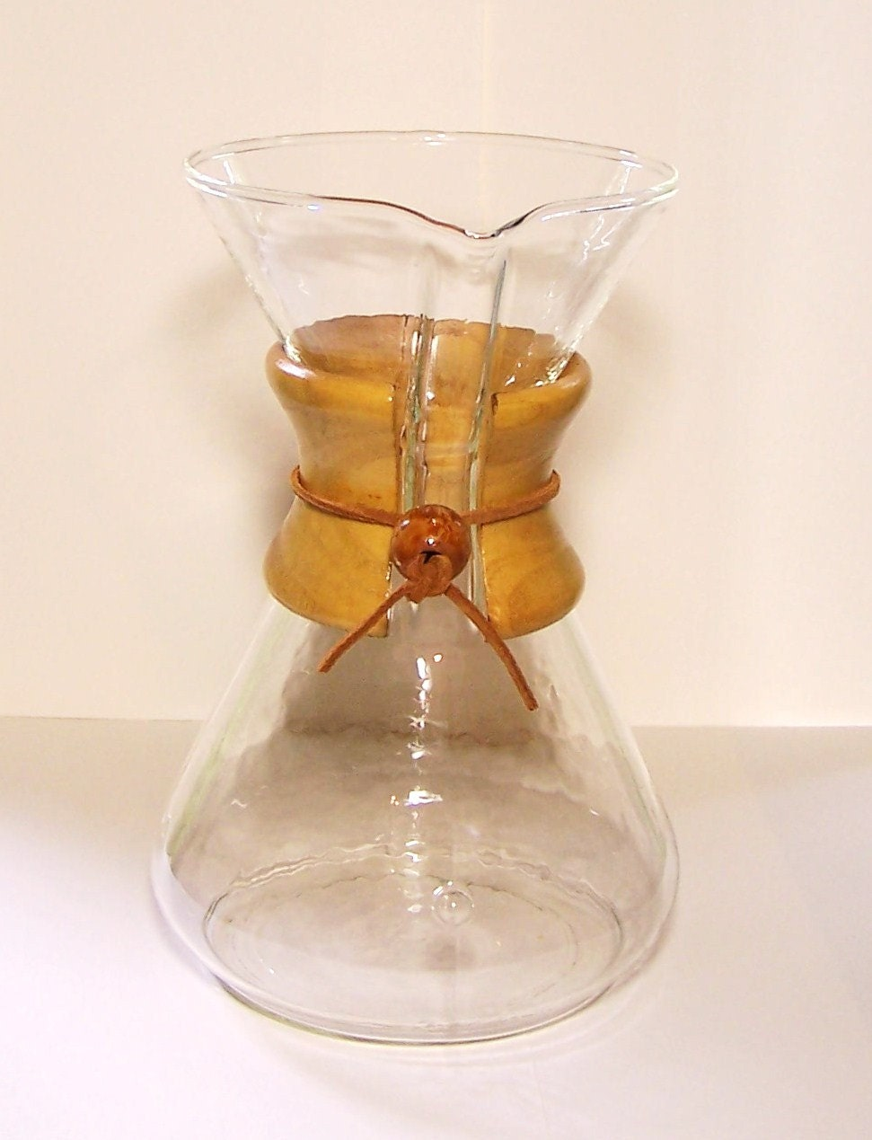 Vintage CHEMEX COFFEE MAKER Considered A Design Classic 8