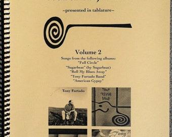 Tony Furtado Banjo Book - volume 2