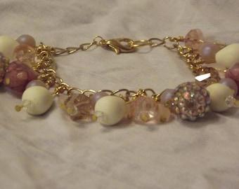 Pink Divinity Bracelet