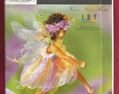 Simplicity 0691 Little Girl's Fairy Costume with Wings by  Designer Valerie Tabor-Smith Size 4