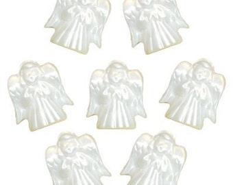 24 Angel Beads