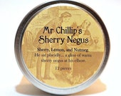 Scratch & Dent Sale! - Mr. Chillip's Sherry Negus by Confounding Confections - All Natural Hard Candy