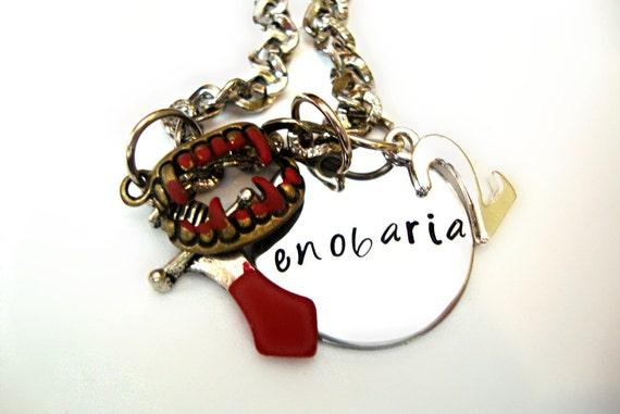 Inspired Enobaria Necklace