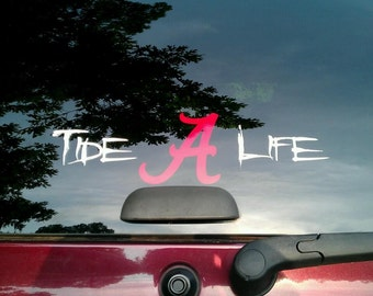 Tide Life Vinyl Decal
