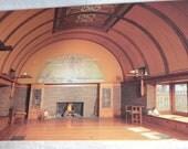Frank Lloyd Wright Vintage Postcard