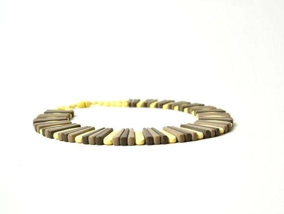 Vintage Safari Necklace