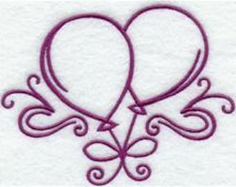Balloon Wedding Accent Designs  ---   SMALL