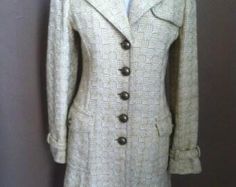 Coats,vintage BANANA REPUBLIC, coat, tweed