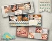 Newborn Facebook Timeline Templates - Timeline 3 Pack Newborn