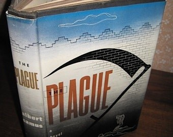 The Plague by Albert Camus, 1948