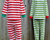Pre-order Christmas Pajama's monogrammed