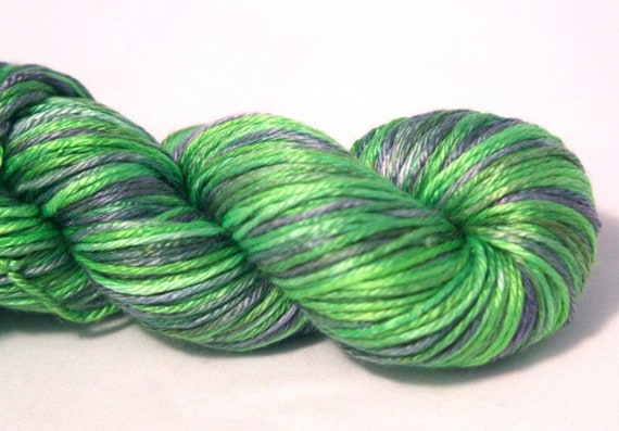 Pure Silk Dk- Wormwood- DISCONTINUED COLOURWAY