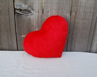Heart LOVE pillow