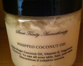 NEW - Whipped Coconut Oil