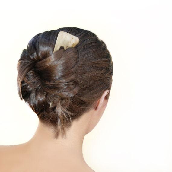 Deer Antler Hair Sticks Fork Hair Clips Hair Comb Hairpin Hair Accessory Tribal MariyaArts