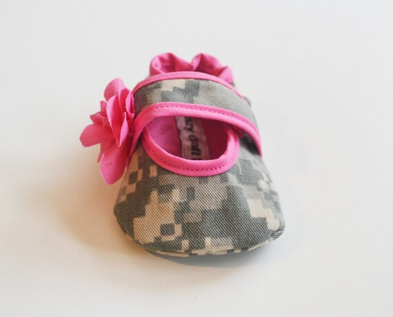 Military Baby Shoes, USMC, ACU, Army, ABU air force, us navy