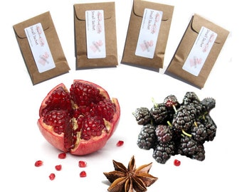 Midnight Pomegranate Type Sachet, Scented Drawer, Candle Home Fragrance, Room Freshener, Handmade Fresh, Mulberry Purple Modern Rustic Decor