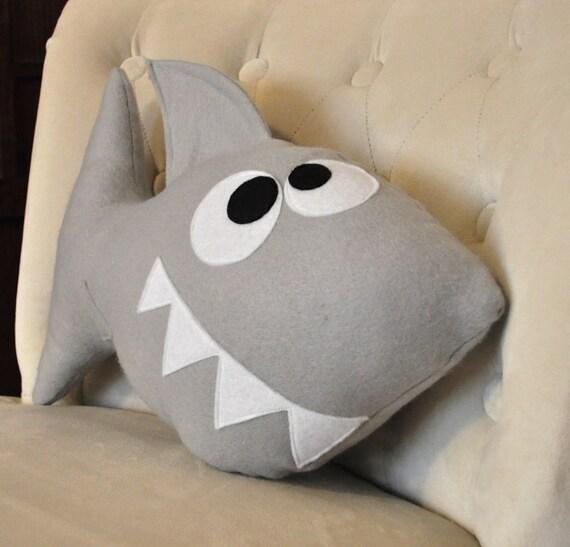 Shark Plush Pattern Pdf Tutorial And Printable Templates