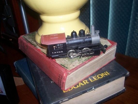 Vintage Rivorossi Train Engine 4244