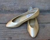 Ain't No Fool's Gold Flat (size 7/7.5)