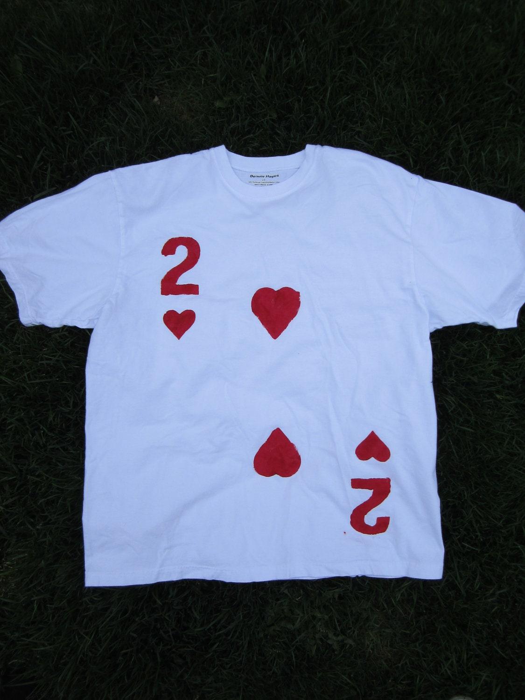 Alice In Wonderland Shirt Men