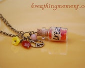 Create Some Peace With Me Necklace