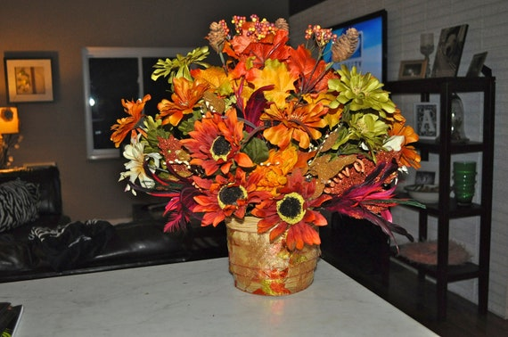 Fall Centerpiece, Fall, Fall Decoration, Fall Decor, Table Decoration, Table Decor