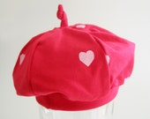 Organic Newborn Baby Hats - lots of colours to choose from