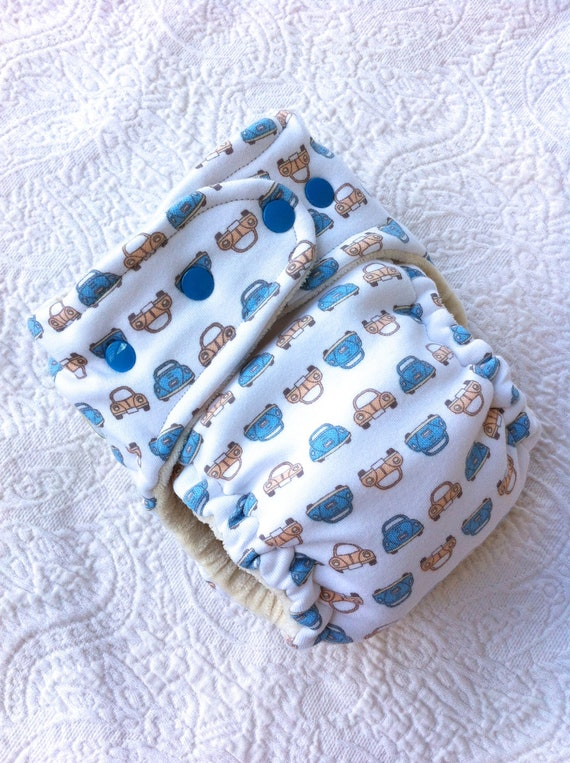 GBW hybrid cloth diaper, LG