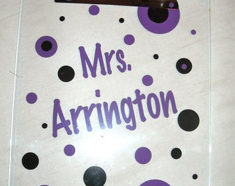 Personalized Clip Board