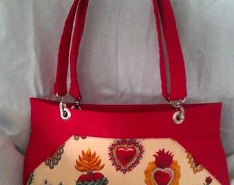 Sacred Heart Bag (Chris W Design)