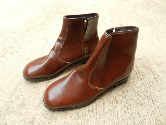 items similar to 70 s s boots dress boots ankle