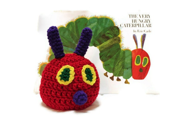 Very Hungry Caterpillar Hat, Photography Prop