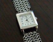 European 4 in 1 Chainmaille Watch