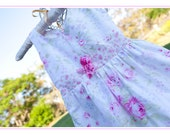 """Milly Dress - """"Rose Garden""""      Size 1 year  (SALE PRICE)"""