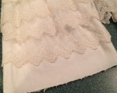 Customer Order - Claire - lace shorts