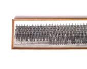 20% Off - Military Photo Yard Long Framed 1944